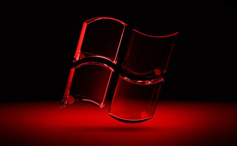 Red MS Logo